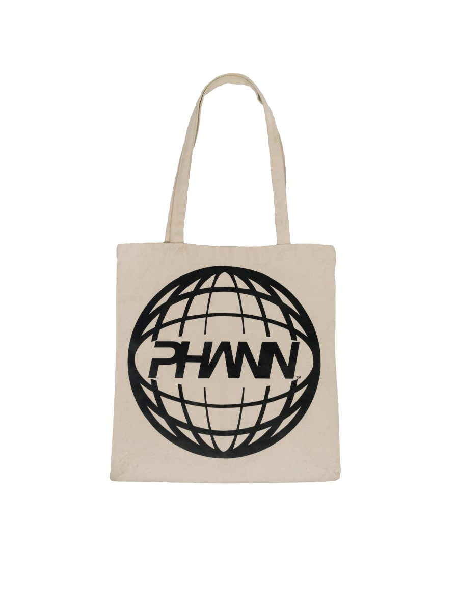 100% Ecological Tote Bag Designed By Phann
